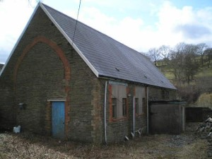 Bedlinog church hall