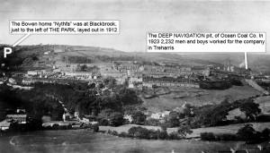Treharris-markers