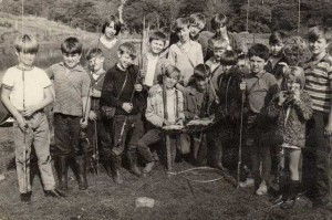 Trelewis_and_Bedlinog_Junior_fishing_club_1971