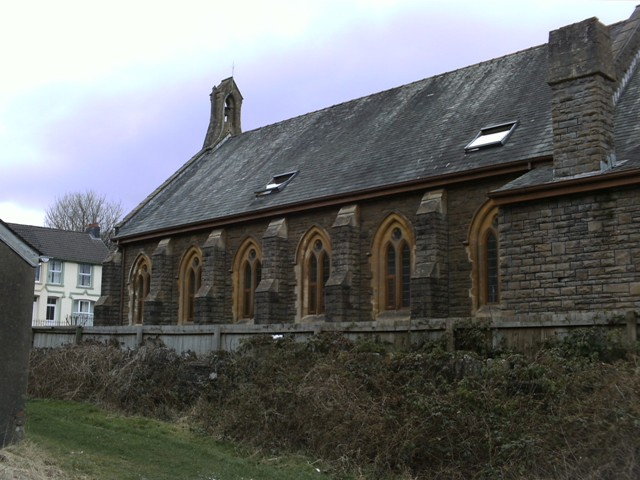 bedlinog_church