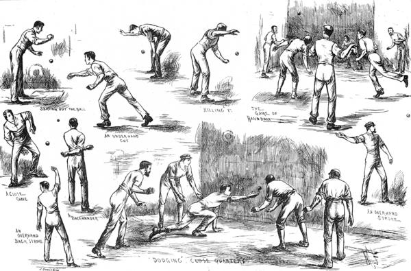 handball origin