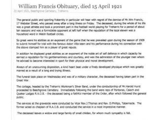 obituary_of_William_Benjamin_Francis